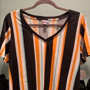 LuLaRoe Christy Tee XL NWT